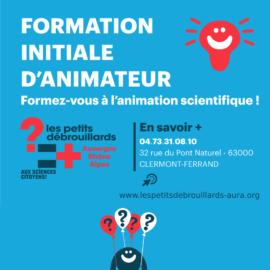 Formation Initiale d'Animateur